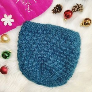 Burton Accessories - Womens Burton Beanie Big Bertha Athens Blue